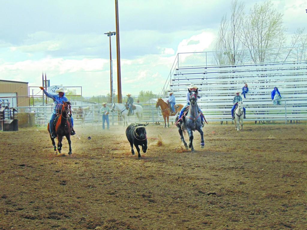 Monte Vista Journal Spring In The Valley Rodeo Starts