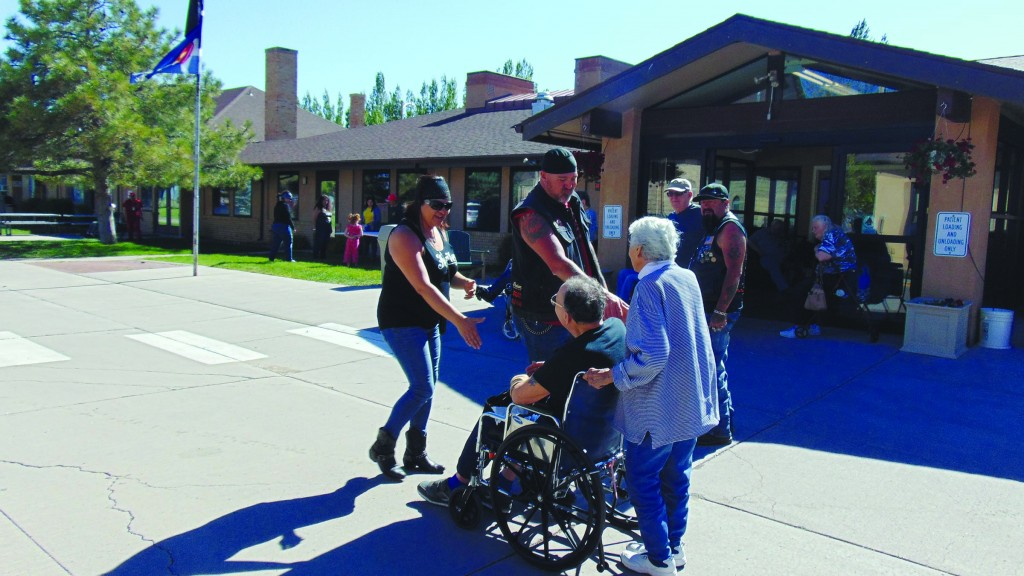 Monte Vista Journal Bikers Make A Difference