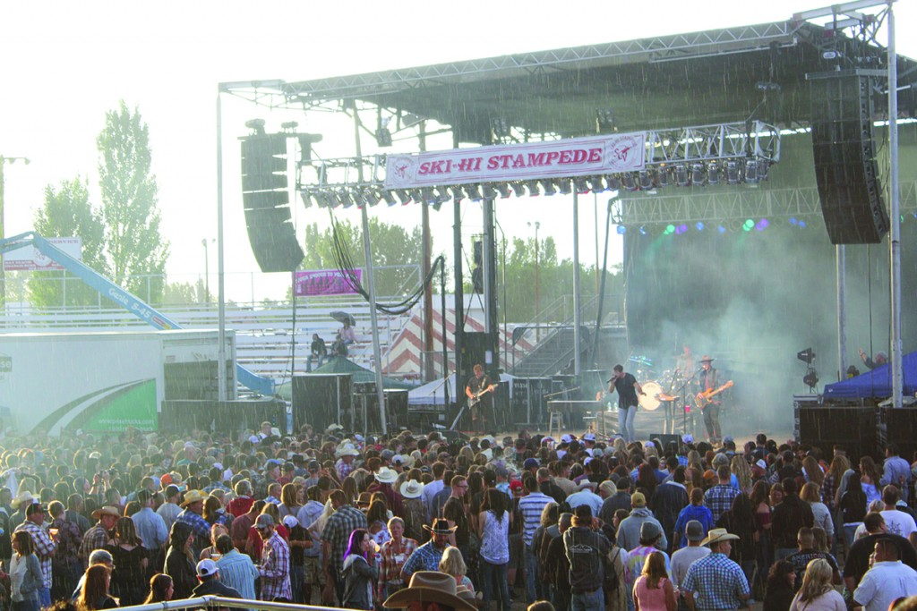Monte Vista Journal 98th Annual Stampede A Highpoint Of
