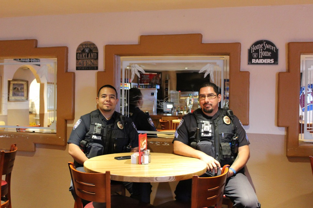 Monte Vista Journal Events Burglary Discussed At Coffee